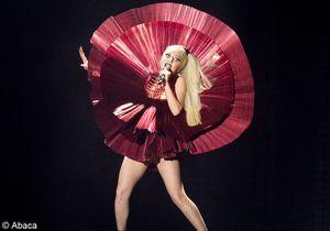 Lady Gaga blessée à la tête