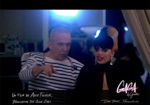 Lady Gaga by Jean Paul Gaultier : le reportage événement !