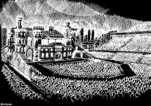 Lady Gaga : découvrez la scène de sa nouvelle tournée