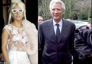Lady Gaga et Dominique de Villepin, leur dîner surprise !