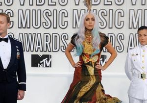 Lady GaGa grande gagnante des MTV Video Music Awards