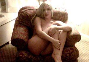 Lady Gaga : toute nue sur la Toile !