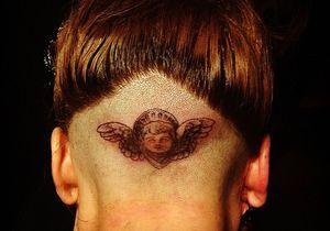 Lady Gaga : un tatouage pour Terry Richardson