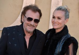 Laeticia Hallyday : de retour à Saint-Barth, son cadeau à Johnny