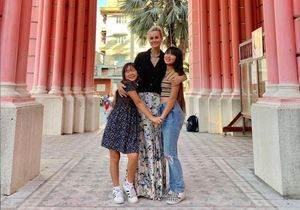 Laeticia Hallyday : « J'aborde cette nouvelle année avec beaucoup de paix et de sérénité »