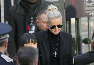 Laeticia Hallyday : persona non grata à la Fashion Week parisienne ?