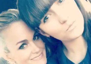 Laeticia Hallyday : son message à sa discrète soeur Margaux pour ses 24 ans