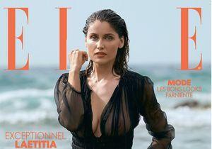 Laetitia Casta se dévoile en couverture de ELLE cette semaine