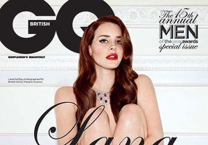 Lana Del Rey en couverture d'un magazine masculin… nue !