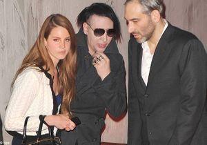Lana Del Rey et Marilyn Manson: alerte au couple surprise!