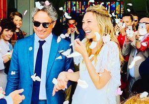 Laura Smet : la vidéo émouvante de son mariage
