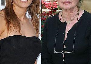 Laure Manaudou, sur les traces de Brigitte Bardot ?