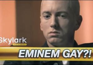 Le coming out remarqué d'Eminem dans The Interview