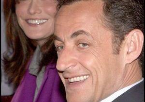 Le couple Bruni-Sarkozy, fan de Julien Doré