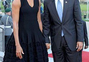 Le couple Obama, bientôt sur les podiums ?
