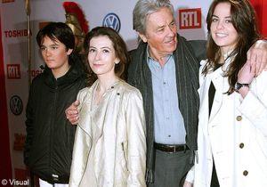Le fils d'Alain Delon demande pardon à son père