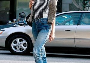 Le look du jour : Chloë Sevigny