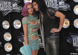 Le look du jour : Katy Perry et Russell Brand