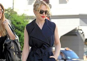 Le look du jour : Kylie Minogue