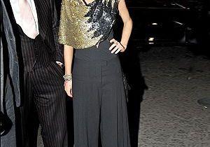 Le look du jour : Lindsay Lohan
