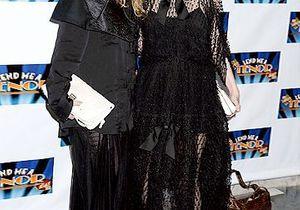 Le look du jour : Mary-Kate et Ashley Olsen