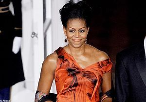 Le look du jour : Michelle Obama