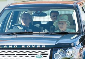 Le mari de la reine d'Angleterre, 97 ans, impliqué dans un grave accident de voiture