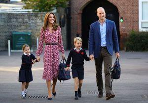 Le prince George et la princesse Charlotte : leur école touchée par le Coronavirus
