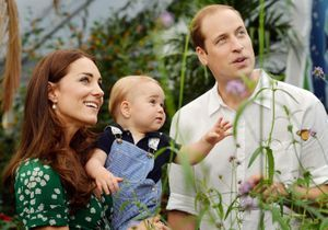 Le prince George a 1 an : joyeux anniversaire royal baby !