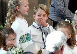 Le prince George pris la main dans le sac en train de faire une bêtise que l'on a tous faite !