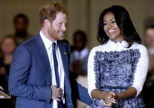 Le prince Harry fait la promo des « Invictus Games » à la Maison-Blanche