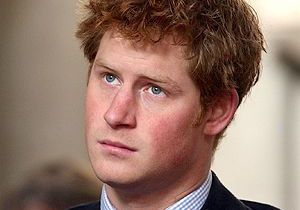 Le Prince Harry quitté via Facebook ?