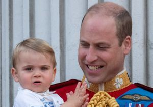 Le prince Louis porte une tenue de son oncle, le prince Harry, de 1986 !