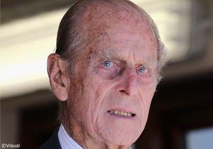 Le prince Philip, époux d'Elizabeth II, à nouveau hospitalisé