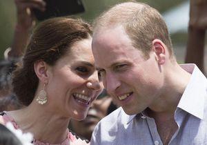 Le prince William et Kate Middleton fêtent leurs cinq ans de mariage