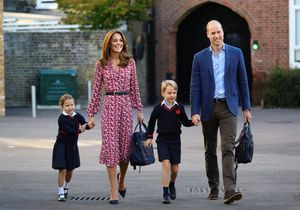 Le prince William fier : découvrez quel sport exercent George et Charlotte !