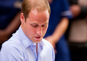 Le prince William savoure son nouveau rôle de père