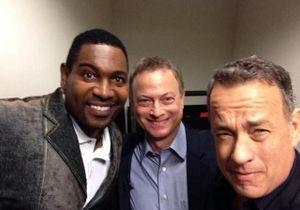 Le selfie de Tom Hanks avec l'équipe de « Forrest Gump »
