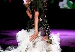 Le top Heidi Klum change d'identité