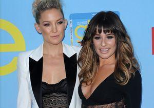 Lea Michele, comment Kate Hudson l'a aidée après le décès de Cory Monteith