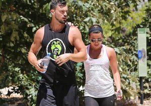 Lea Michele, journée sportive avec son compagnon Matthew Paetz