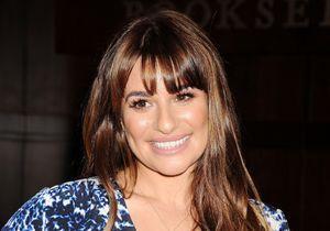 Lea Michele n'a pas attendu ses 21 ans pour boire de l'alcool