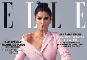 Leïla Bekhti et Géraldine Nakache reprennent Céline Dion et s'affichent en couverture de ELLE