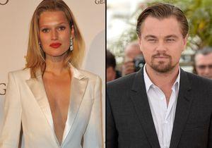 Leonardo DiCaprio sort avec une nouvelle égérie Victoria's Secret