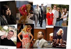 Les 15 scandales people de 2011