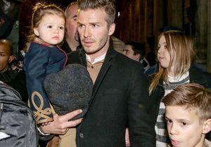 Les Beckham à Paris : leur première semaine de folie