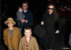 Les Beckham ne s'installeront pas à Paris
