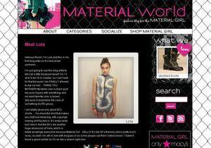 Les blogueuses françaises inspirent la fille de Madonna