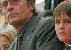 Les confidences du fils d'Alain Delon ce soir sur TF1