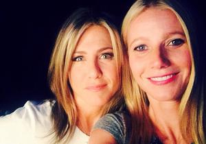 Les Instagram de la semaine: la réunion des ex de Brad Pitt !